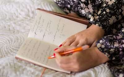 10 Great Reasons to Journal Once a Day